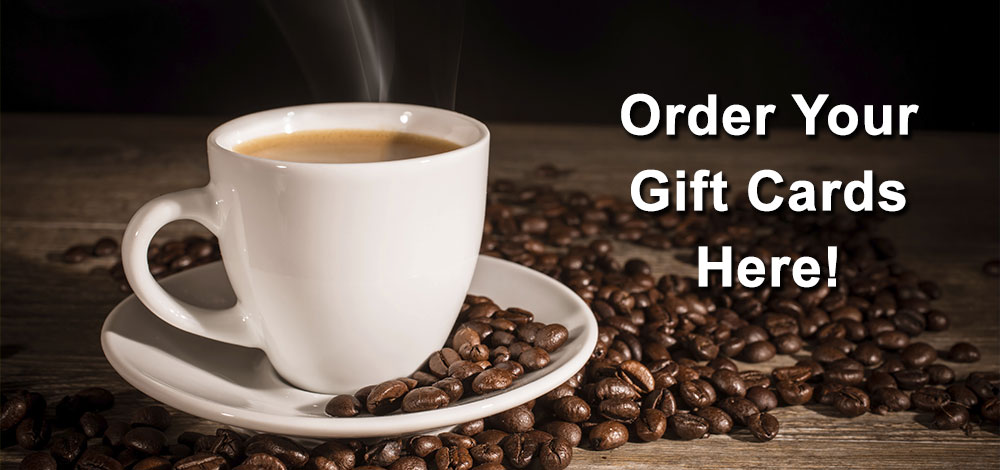 Order Your Coffee Gift Cards Here By Retail Rewards Canada