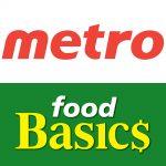 Metro, Food Basics